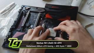 система охлаждения Noctua NH-L9x65 SE-AM4