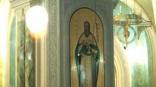 Божественная литургия в день памяти прав. Иоанна Кронштадтского