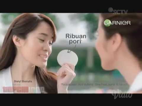 Iklan Garnier PureActive Matcha Foam & Creamer