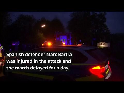 Police arrest share speculator for Borussia Dortmund bomb attack