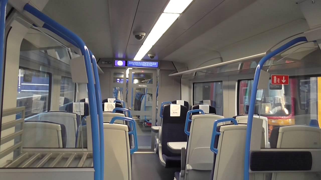 Brand New Thameslink Class 700 Interior Walkthrough