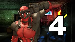 Deadpool Walkthrough Part 4 - No Commentary Playthrough (PC)