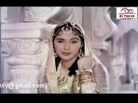 Paon Choo Lene Do Phoolon Ko,,,Lata Mangeshkar, Mohd Rafi | Taj Mahal Song