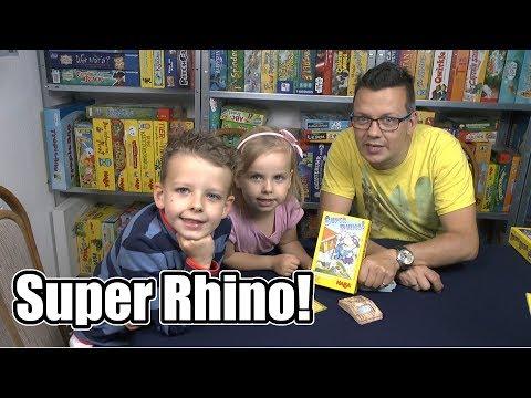 Super Rhino! (Haba) - ab 5 Jahre - Ein Rhino ... perfekt für unterwegs :-) streaming vf