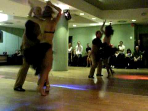Ricacombination Dance Group al Salsa Week di Cattolica