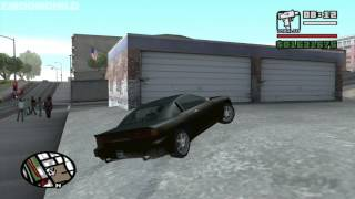 GTA San Andreas - How to get the Euros after Car Exports and Imports have been completed