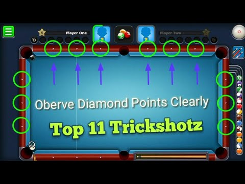 Download Top 11 Trickshots With Fanatic Cue - 8 Ball Pool