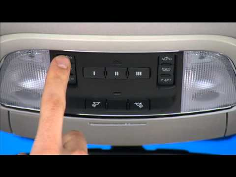 2012 Jeep Grand Cherokee Power Sunroof Youtube