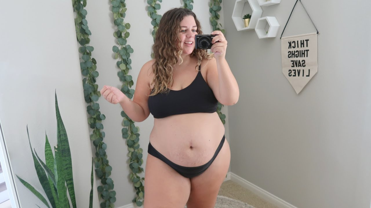 an honest look at my postpartum body