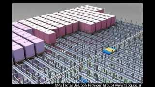 Shuttle & Satelite Storage Rack System