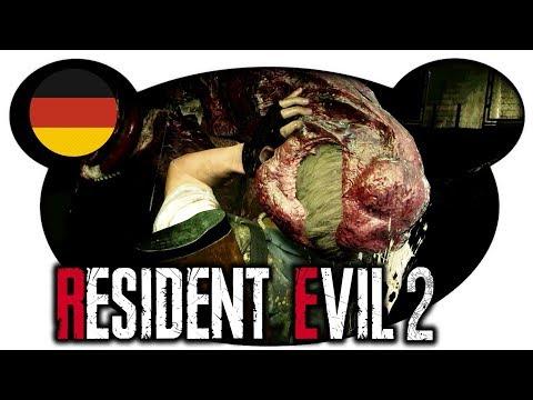 Parasiten-Hölle - Resident Evil 2 Remake Leon ???????? #13 (Horror Gameplay Deutsch)