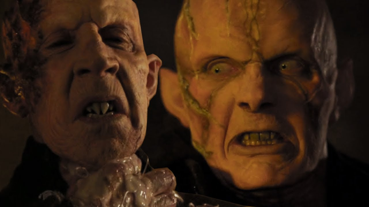 Download The Strain | Quinlan vs The Master - The final fight