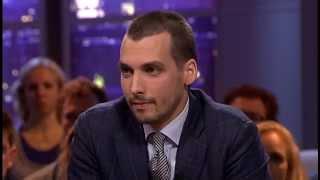 Debat over EU - Thierry Baudet vs. Corien Wortmann