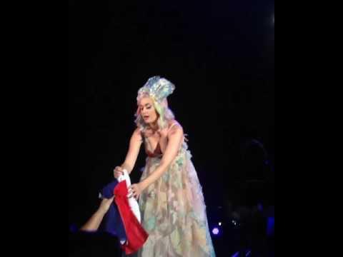 Katy Perry en Panama (Plaza Figalli)