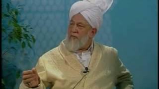Liqa Ma'al Arab 8 October 1997 Question/Answer English/Arabic Islam Ahmadiyya
