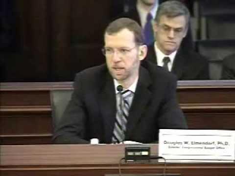 Mario Diaz-Balart Questions the Director of CBO Regarding Cap and Trade