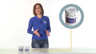 Cómo aplicar ONEON sobre azulejos