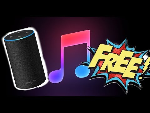 HOW TO GET FREE SONGS ON ALEXA (WORKS)