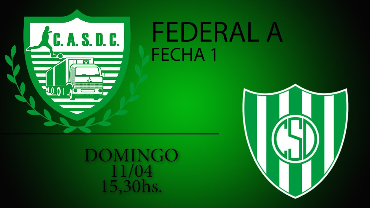 Federal A: CAMIONEROS vs DESAMPARADOS | Fecha 1