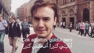 مصطفى جيجلي - انا امشي بينما احترق مترجمة للعربية Mustafa Ceceli - Ben Yürürüm Yane Yane