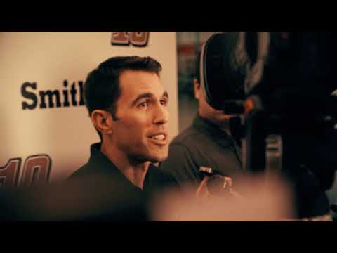 2017 Aric Almirola Driver Announcement | Smithfield Racing