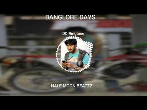 Bangalore days dq ring tone
