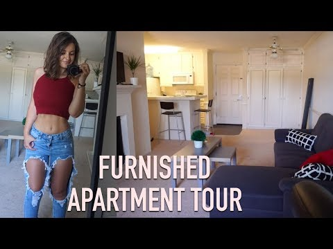 Furnished LA Apartment Tour + A New Adoption