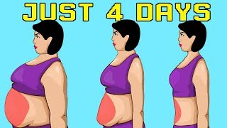 Download How To Lose Belly Fat In 4 Days - 3 Step FAT PURGE Plan