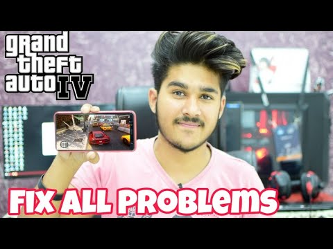 GTA 4 Android | Licence Key Problem | Loading Screen Proble Solve | Gameplay Proof 1000% Real 2019