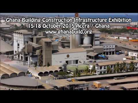 Gana Yapı İnşaat Fuarı Ghana Build Expo