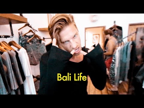 Scoring Free Clothes in Bali! (Our Last Day)