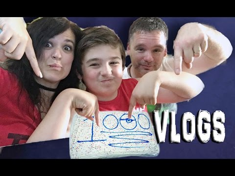 Vlogging for 1000 Days (Daily #1000)