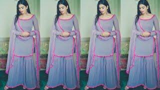 Top 30+ Sharara Suit Design ||…