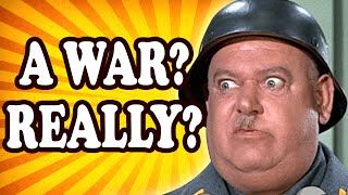 Top 10 Idiotic Things That Started a War — TopTenzNet