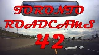 Toronto Roadcams Dash Cam Compilation Volume 42