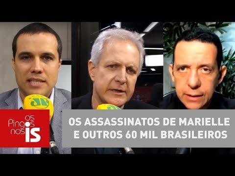 Debate: Os Assassinatos De Marielle E Outros 60 Mil Brasileiros