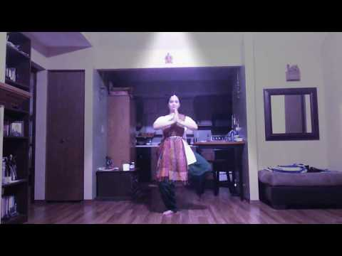 Bharat anokha raag hai choreography