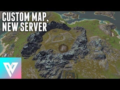 Building The Chad Villa Custom Map | Rust 🔴 thumbnail