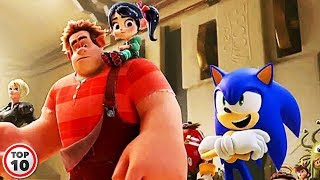 Top 10 Easter Eggs You Missed In Wreck It Ralph 2 Video