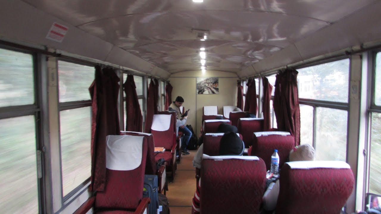 shivalik super deluxe express deluxe first class interior youtube. Black Bedroom Furniture Sets. Home Design Ideas