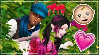 woohoo in bush the sims 4 monster high part 13
