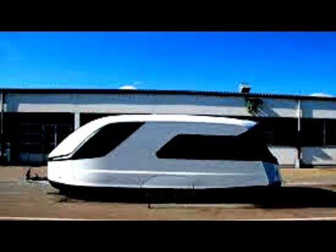 Most Uniquely designed caravans technology that are changing the future of caravans ✅
