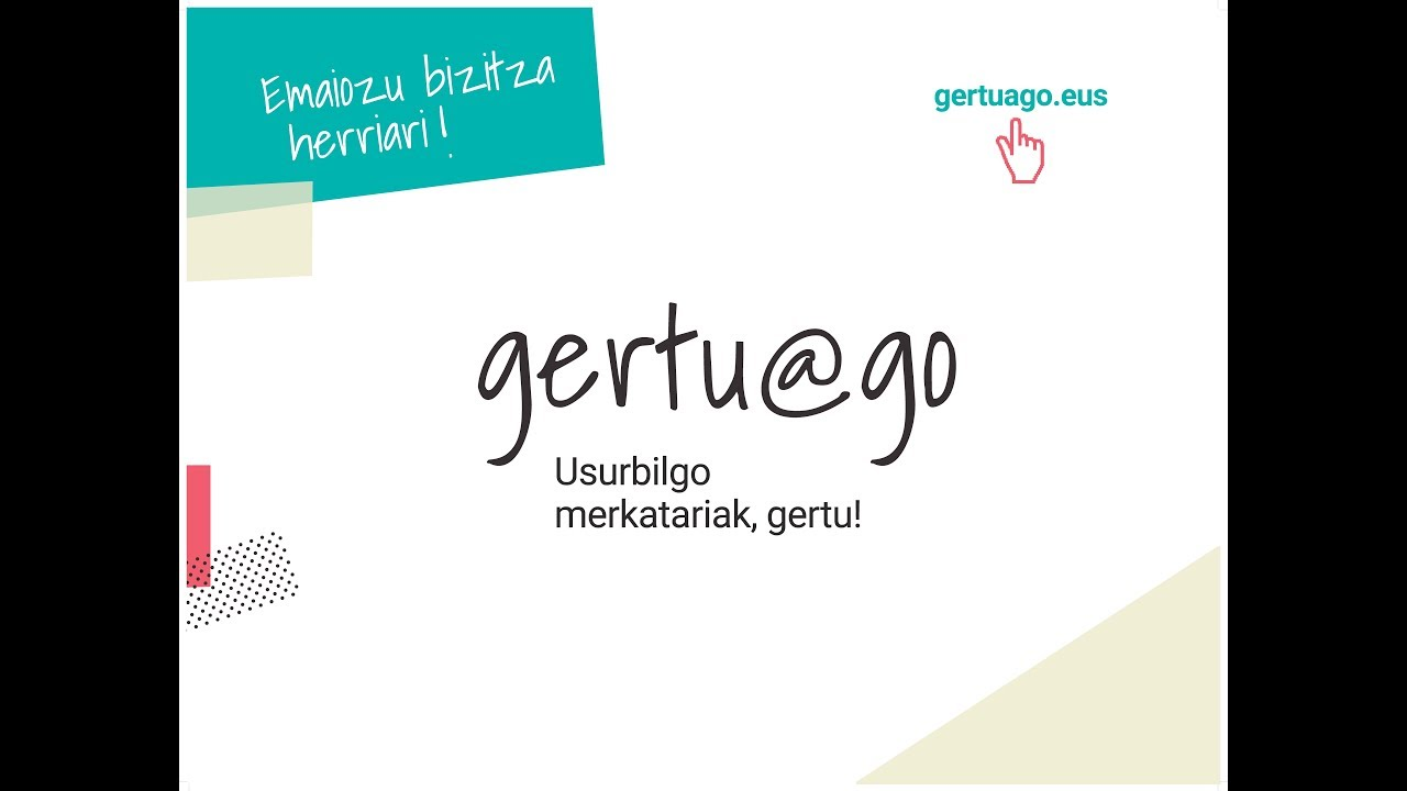 2020-06-03 Gertuago kanpainaren aurkezpena