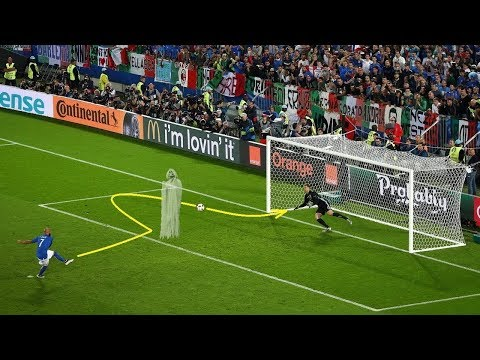 6 Ghost Caught on Camera During the Football Match
