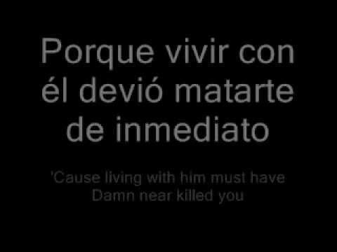 Nickelback - How You Remind Me Español