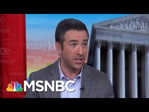 'Whoomp! There It Is... The President Has Confessed Publicly' Says Ari Melber | Morning Joe | MSNBC