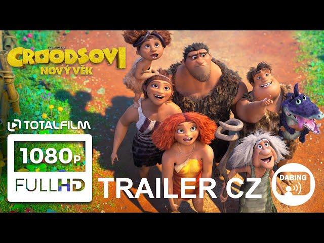Croodsovi: Nový věk (2020) CZ dabing HD trailer