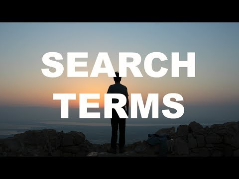 How to Write Amazon Search Terms | Keyword Research Tips That Drive Traffic & Sales