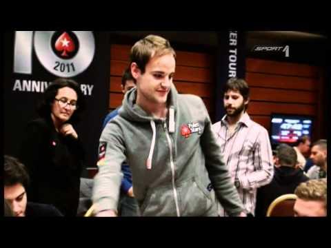 Pius Heinz - der Pokerweltmeister nach seinem Trimph bei der WSOP - SPORT1