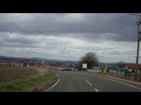 Afternoon Drive To St Andrews Fife Scotland